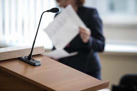 7 -  Выход в суд эксперта