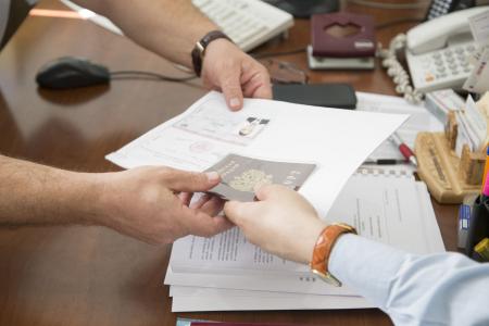 Bumazhnaya podacha dokumentov na OOO v nalogovuyu